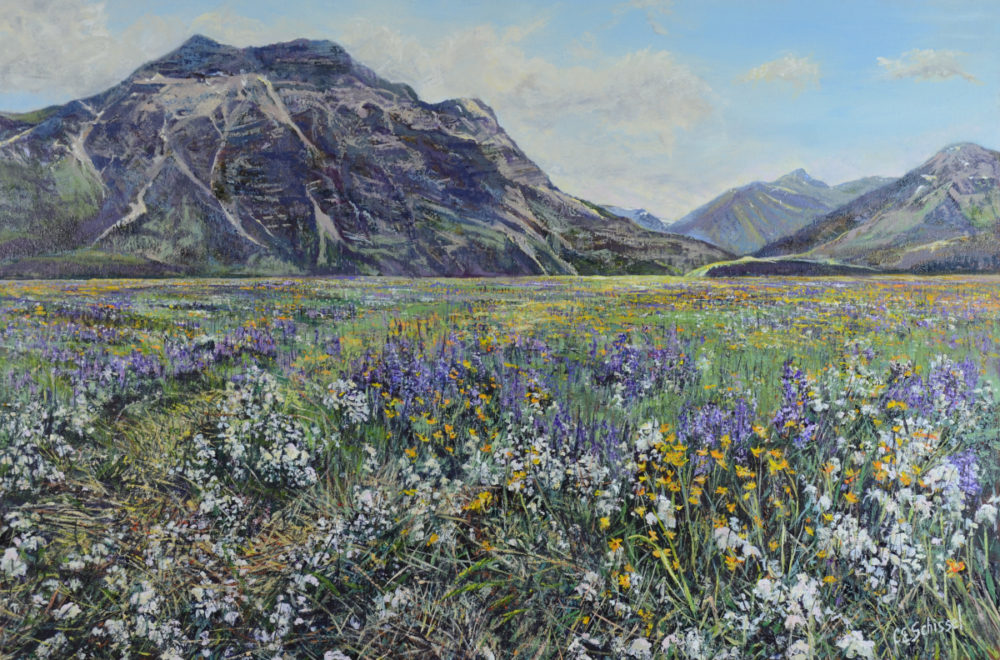 After the Fire - Waterton - SOLD
