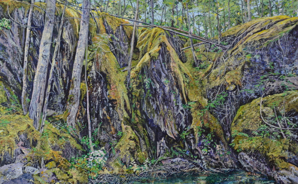 Fosthall Mossy Bank - SOLD
