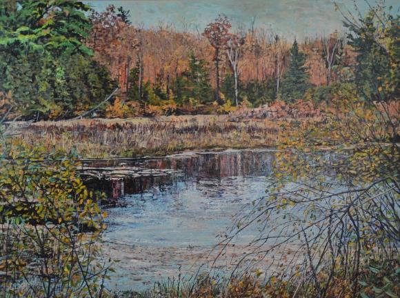 Gatineau Pond