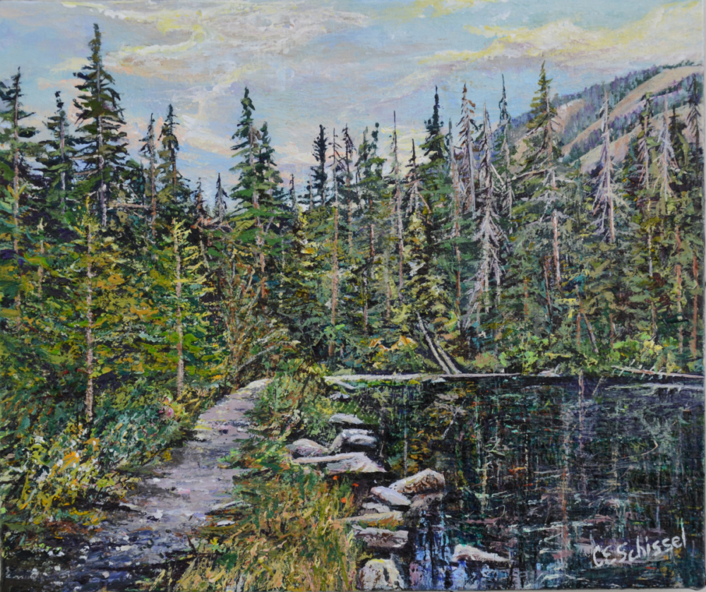 Pondside Path - SOLD