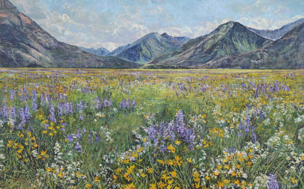 Waterton Park Flora - SOLD