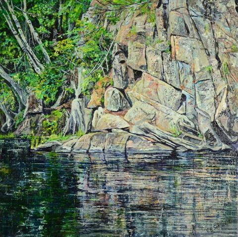 Barrie's Rock